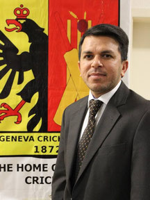 Swiss player profile - Anser Mehmood