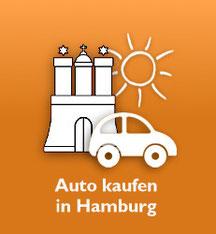 Grafik: Den neuen Gebrauchtwagen kaufen in Hamburg