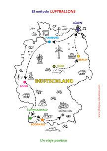 Método Luftballons - Un viaje poético