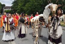 Fête médiévale fantastique & féerique de Tournan (Nicole, 24/06/17)