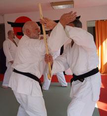 Shiruba Jiu Jitsu - Altersgerechte Selbstverteidigung