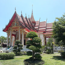 Wat Chalong - Phuket tour guide francophone