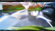 カメラレンズに水滴がついている