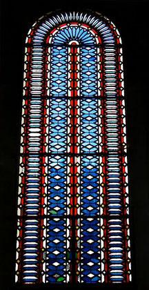 Eglise des Verriers la rose de Cristal lettenbach saint-quirin verrerie