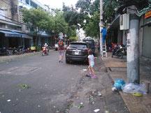 Les rues du quartier Chinois