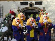 2002 - 2004 Clown