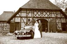 lübeck heiraten idylisch wald fachwerk