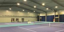 Led sportveldverlichting, Led tennishalverlichting, ledverlichting voor sport-tennishallen BBM Ledproducts