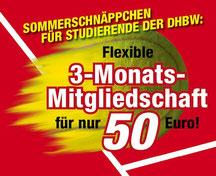 Neu: Studierende der DHBW können ab sofort eine flexible 3-monatige Mitgliedschaft im TC Lörrach beantragen.