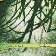 Coverfoto for album 'Something in the air'