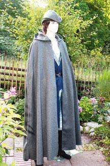 Mittelalter Fashion Cape,Umhang,Mantel der Herren