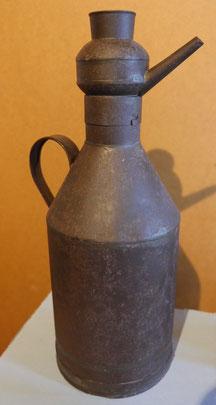 Älteste noch existierende Thermoskannen von Reinhold Burger um 1899