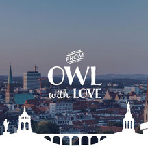 Logo from OWL with LOVE