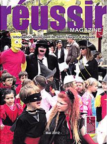 Réussir Magazine mai 2012