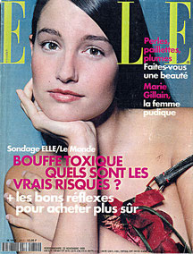 ELLE - 22 novembre 1999