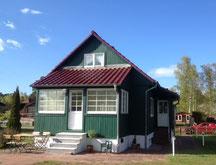 Grünes Ferienhaus in Altwarp