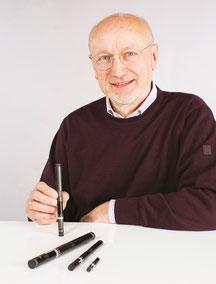 Pal Molnar, Erfinder von Anima Nova.