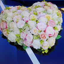Ela Merz Floristik Blumen Hochzeit