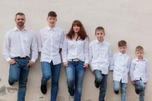 Sven, Jana, Felix, Jeremy, Florian & Finn
