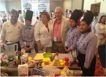 """Participación del CONALEP Plantel Puebla II en el 3er. Concurso Nacional de Gastronomía """"Con Sabor a México"""""""
