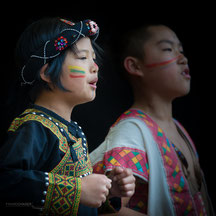 Taiwanese Drummers 2012