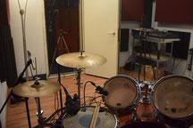 Tonstudio Regensburg Drums