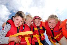 Sportcamps für Familien