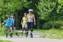 Inline-Skaten in Holland
