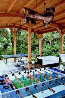 foosball, ping pong, villa, Casafredda, Arezzo, Toscana, Tuscany, Italy