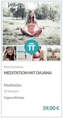 Mindful Sessions - Meditation mit Dajana copyright by zenspotting
