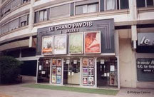 Un cinéma diparu du 15ème arrondissement de Paris