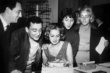 Louis Malle et Jeanne Moreau, le film ascenseur pour l'echafaud