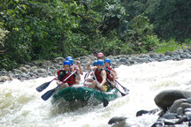Rafting Balsa river