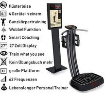 Galileo Vibrationsplatte Fit Chip Extreme PT, Preis, Vertrieb, Test, Meinungen: www.kaiserpower.com