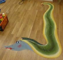 Seeschlange Serpentina