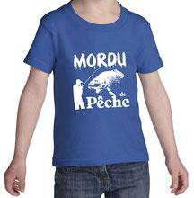tee shirt garçon pecheur