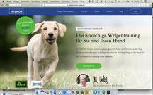 Premium-Hundeschule auf der Animal Stuttgart