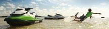 Alquila una moto de agua en Ibiza