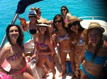 Celebra tu cumpleaños alquilando un barco en Ibiza