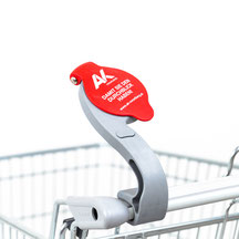 EIWAL® shopping cart magnifying glass at Sutterlütty