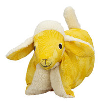 Tierkissen Lamm Kuschelkissen Lammkissen Schaf