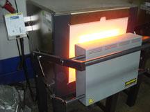 Hochtemperaturöfen bis 1.250 °C