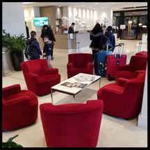 Hôtel Relais et spa réside études Val d'Europe 120 chaise et fauteuils ( En cours )