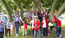 Les Tas De Nature, groupe d'enfant spectacle pédagogique, spect'agogique