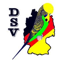 Schauwellensittiche DSV Logo Deutschland