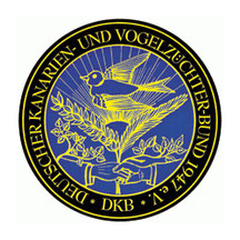 Schauwellensittiche DKB Logo Deutschland