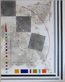 déclin daluz galego peinture abstraite tableau abstrait abstraction
