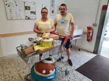 liebe Spender aus Köln, Foto: Linke