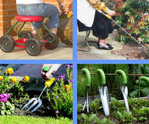How to make, buy, modify or adapt your own gardening tools ...