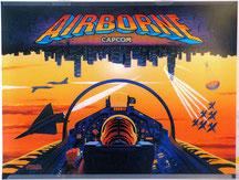 """Translite """" Airborne"""" von Capcom"""